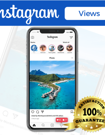 buy real active instagram views UK
